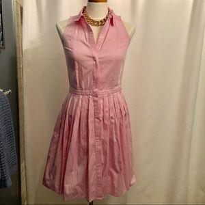 Ann Taylor size 6 pink dress